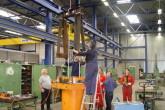Überholung Hydraulikpresse
