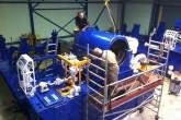 Instandsetzung hydraulischer Steuerung und Schmierung Öl-System