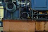 Überholung Hydraulikwinden einen Ponton