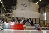 Hydraulik der Flugsimulatoren